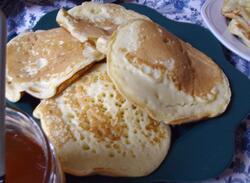 Pancakes du matin
