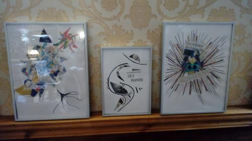 Souvenirs de Human Writer au Vertigo à Arras avec reflets !