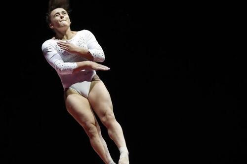 Gymnastique Glasgow 2018 GAF