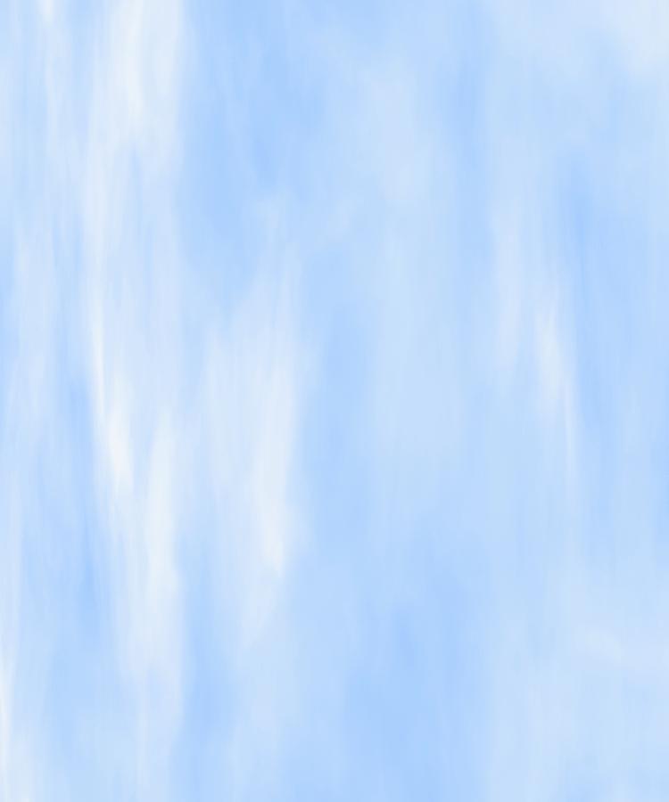 Textures transparentes bleu ciel