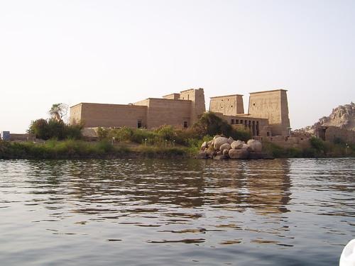 Temple de Philae en Ezypte