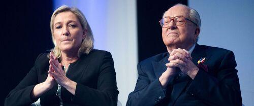 Le Pen relance la bataille judiciaire contre sa fille