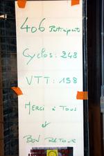 Randonnée du «  Pévèle au Hainaut » à Faumont