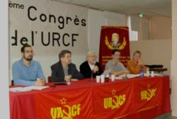 - La révolution socialiste, seule alternative ! Document d'orientation adopté au 4ème Congrès URCF - Janvier 2015