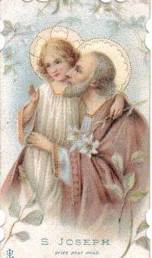 Les Saints de Mars