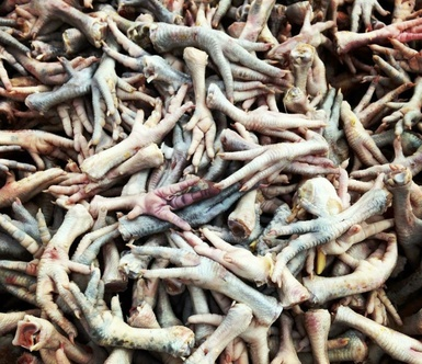 #9 CHICKEN FEET