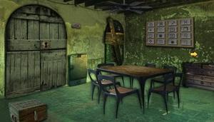 Jouer à Abandoned vintage house escape 2