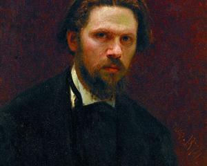 Self-portrait - Ivan Kramskoy