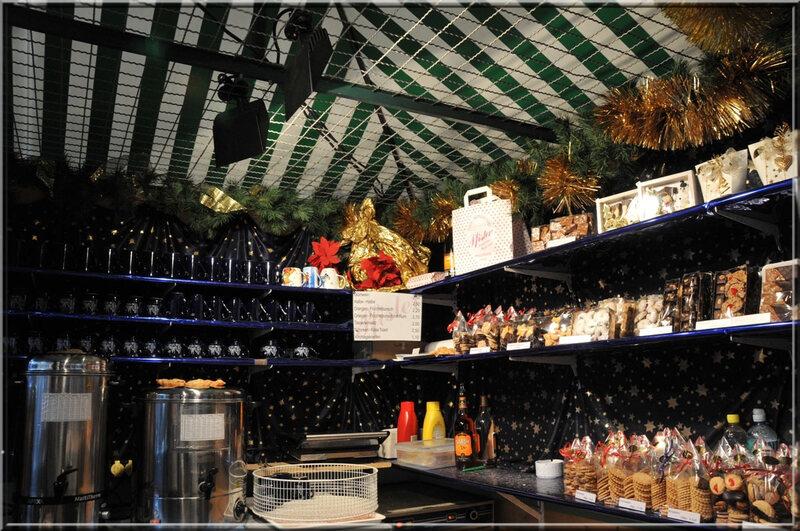 Autriche : marché de Noël de Hall in Tyrol