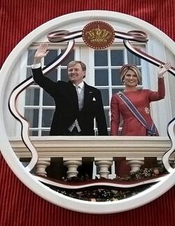 Willem-Alexander und Máxima: Ihre zweite Tochter heißt Alexia.