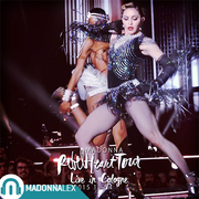 Rebel Heart Tour Audio Live Recordings Collection
