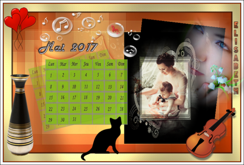 Défi calendrier 05-2017
