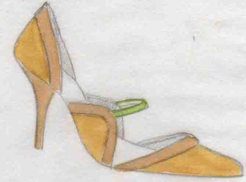 stiletoos, sandales, talons