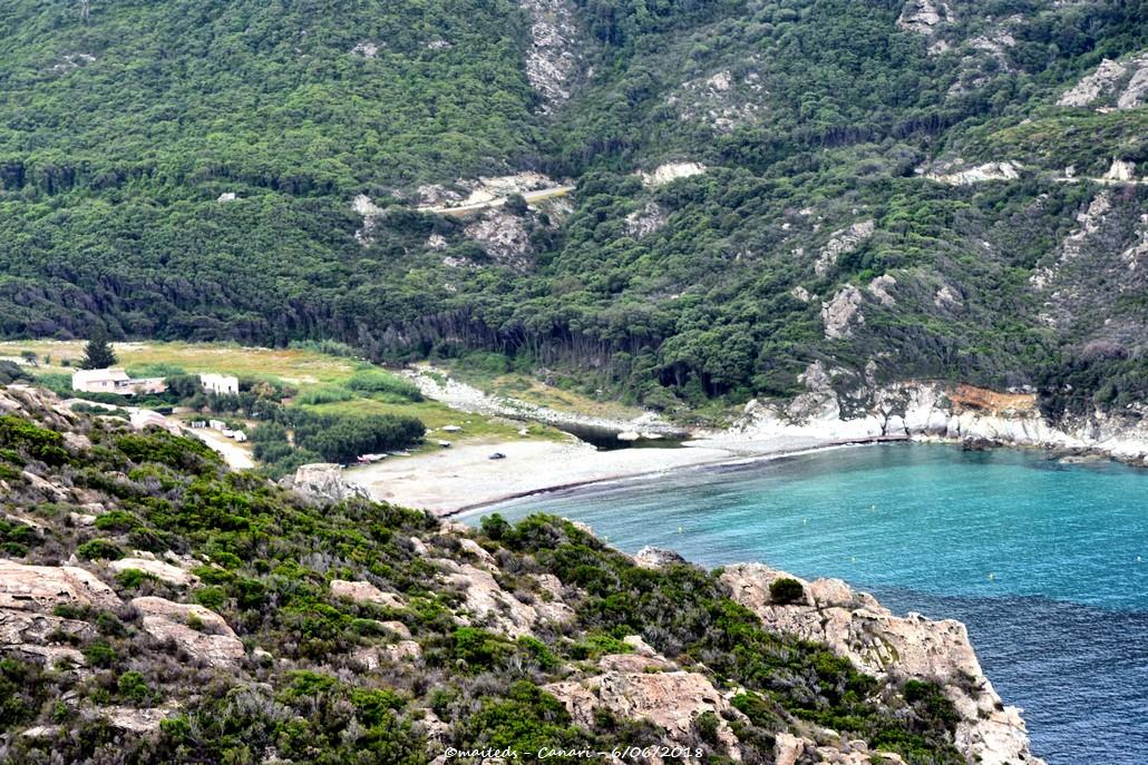 Quelques vues du Cap Corse
