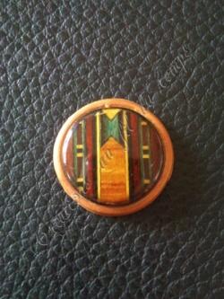 Médaille de marqueterie