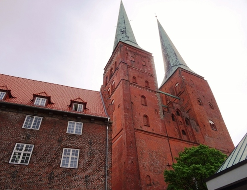 Prmenade dans Lübeck en Allemagne (photos)