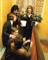 Janvier 1972 : Sheila et les Guitares