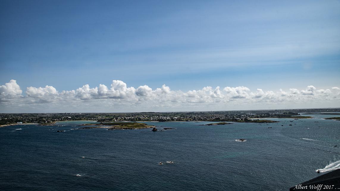 BZH 2017 - Enfin l'île Vierge.