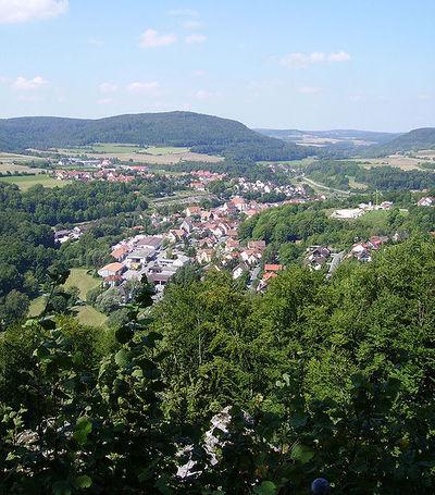 Blog de lisezmoi :Hello! Bienvenue sur mon blog!, L'Allemagne : La Bavière - Heiligenstadt -