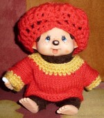 Vêtements Kiki tricotés