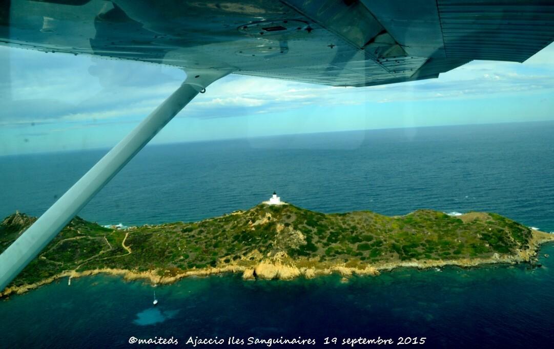 Les Iles Sanguinaires Ajaccio