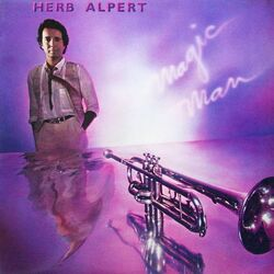 Herb Alpert - Magic Man - Complete LP