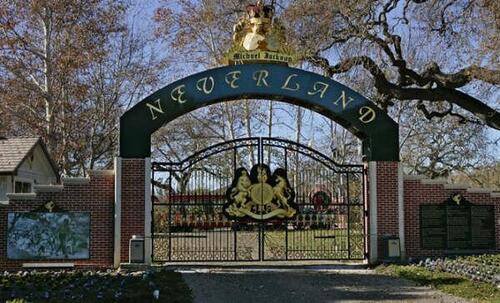 Neverland est à vendre