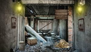 Jouer à Construction building escape