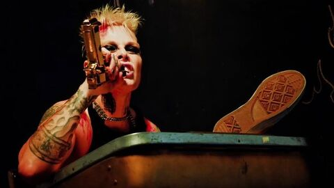 "OTEP - ""Shelter In Place"" (Clip)"