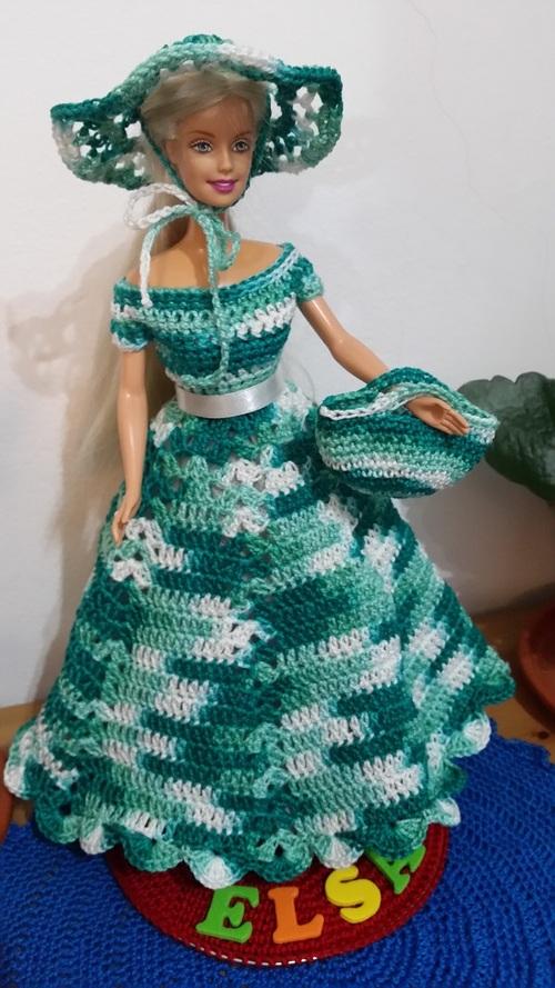 Elsa a encore changer de tenue