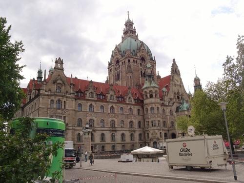 Quelques vues de Hambourg en Allemagne (photos)