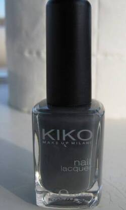 Swatch : Kiko - Graphite gray - n° 326
