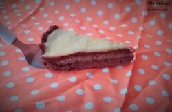 Tarte lemon curd/chocolat/noisette