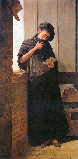 07 - Femmes qui lisent au 19eme suite