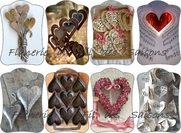 Cartonnettes ♥ Coeur ♥
