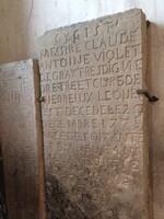 les constructions et édifices religieux dans le clos de Beaujeu