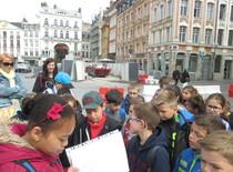 CM1L/CE1-CE2G : une journée à Lille !