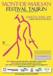 Festival taurin 2013   Mont de Marsan    Madeleine 2013 et Temporada 2013   