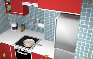 Little kitchen puzzle