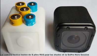 Plans panoramiques avec mBot, servo et caméra, en cours de construction...