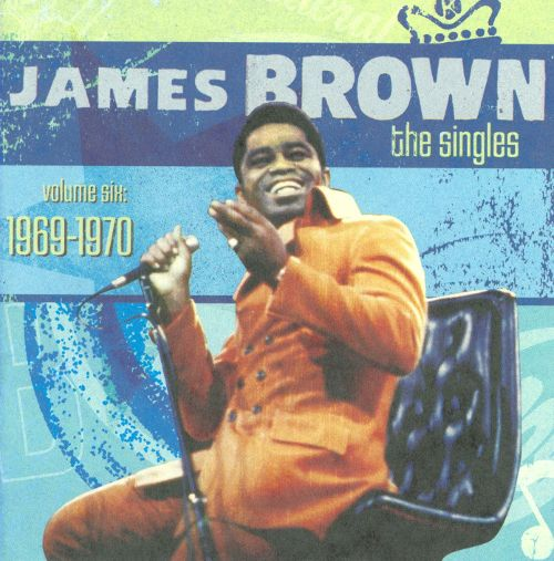 James Brown : Single SP King Records 45-6273 [ US ] Unreleased