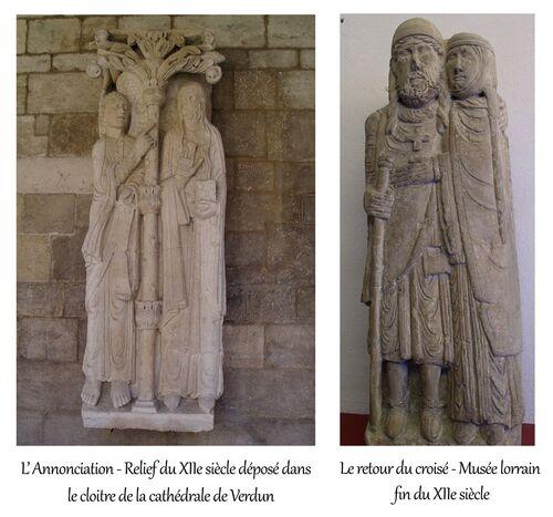 Le bas-relief messin du Glencairn museum