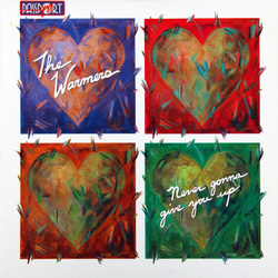 The Warmers - Never Gonna Give You Up - Complete LP