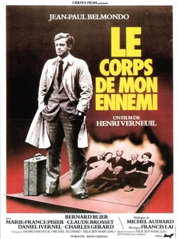 LE CORPS DE MON ENNEMI BOX OFFICE