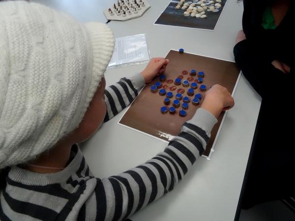 La fête du jeu au Musée du Pays Châtillonnais-Trésor de Vix...
