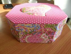 Boîte à bijoux et nouvelles boites octogonales