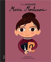Petite et grande- Maria Montessori