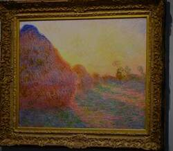 CLAUDE MONET - GIVERNY -