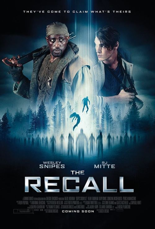 "Bonsoir a l'honneur : "" The Recall """