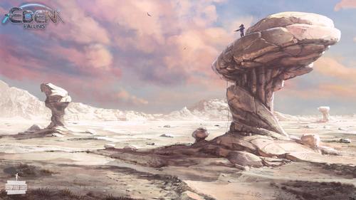 News : Razor Edges Game nous présente Eden Falling-----------a finir